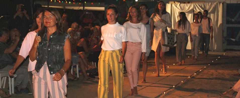 Eco Fashion Show Exseat Bags