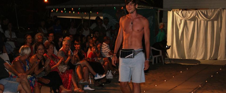 Eco Fashion Show Belt Bag