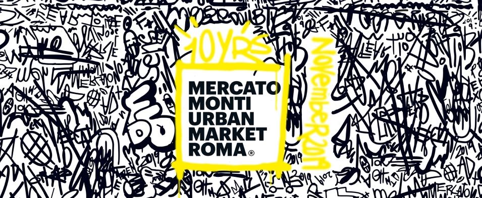 MercatoMonti Urban Market Roma