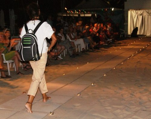 Eco Fashion Show Backpack