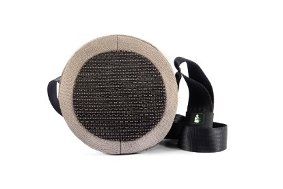 round bag twin rings exseat eco friendly